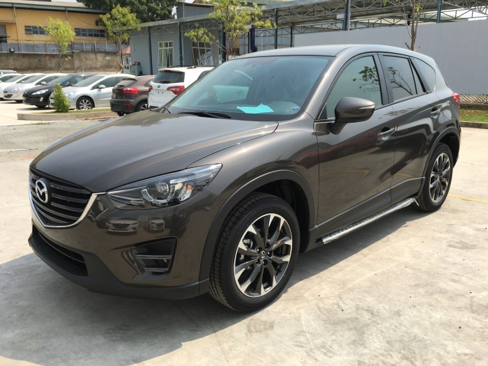 So sánh xe Mazda CX 5 2018 và Mazda CX 5 2017