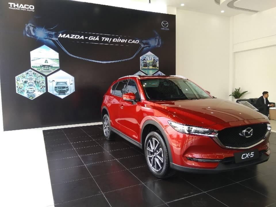 Những điểm nổi bật trên Mazda CX-5 2018(1)