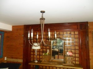 Cách chọn đèn trang trí phù hợp với diện tích không gian trong nhà(4)