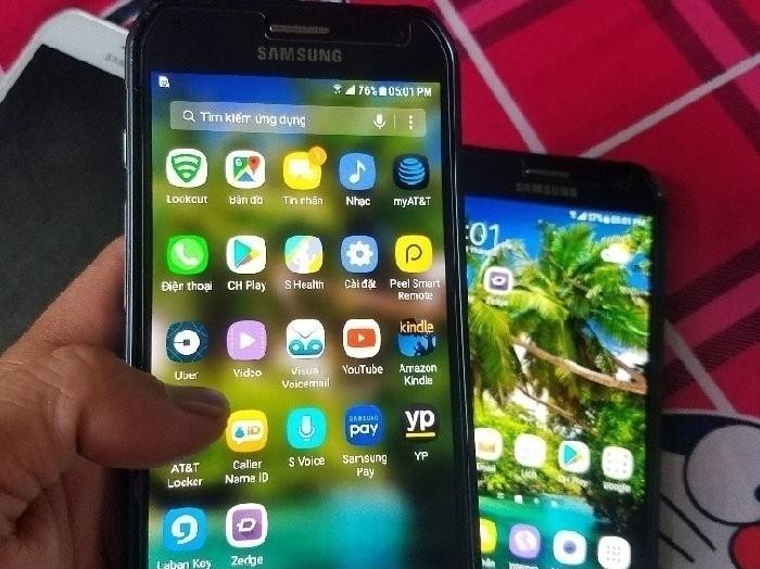 Đánh giá điện thoại Samsung Galaxy s6 active(2)