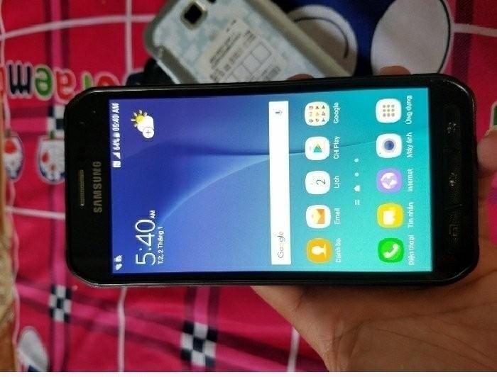 Đánh giá điện thoại Samsung Galaxy s6 active(3)