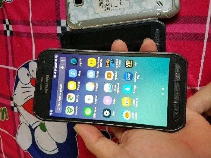 So sánh điện thoại Samsung Galaxy S6 và S6 active(1)