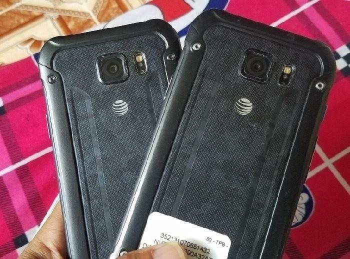 Điện thoại Samsung Galaxy S6 Active có khả năng chống nước