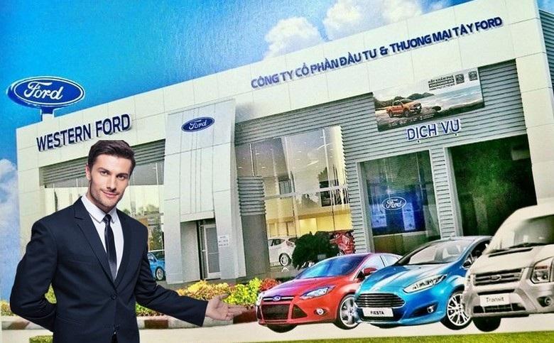 Western Ford - Đại lý mua bán xe Ford mới và cũ