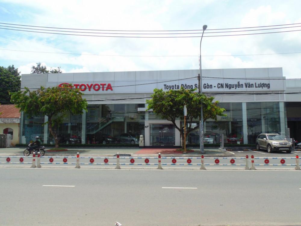 Giá xe Toyota khuyến mãi đặc biệt tại Toyota Đông Sài Gòn - Chi nhánh Nguyễn Văn Lượng
