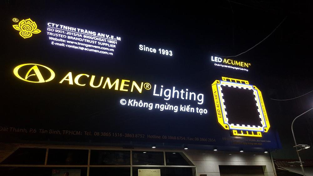 Công ty thi công quảng cáo tại HCM - Thi công quảng cáo Ánh Sao Trẻ