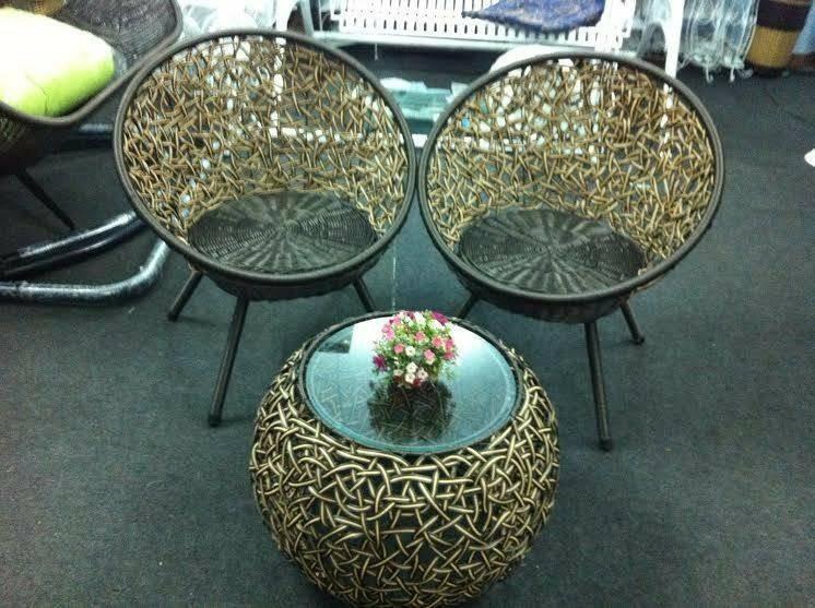 Các mẫu bàn ghế sân vườn đẹp