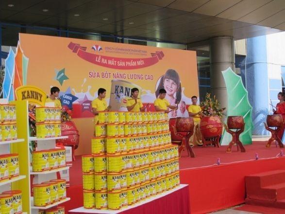 Công ty TNHH tổ chức sự kiện Sang Huy