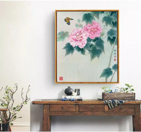 tranh đẹp treo tường 1