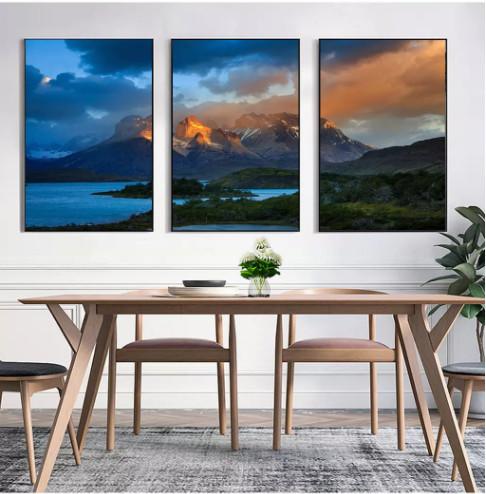 tranh treo tường phong cảnh