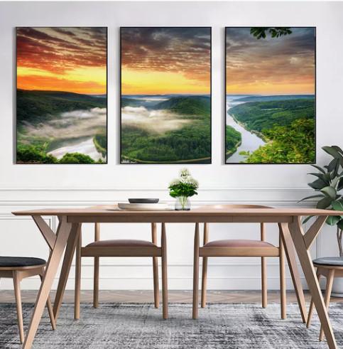 tranh treo tường phong cảnh 3