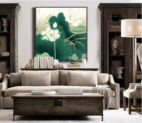 tranh hoa treo tường 2