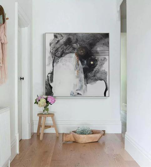 tranh sơn dầu treo phòng khách 1