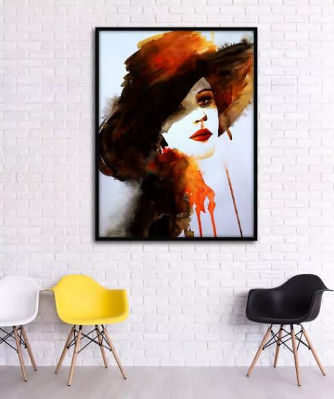 tranh nghệ thuật treo phòng khách 2