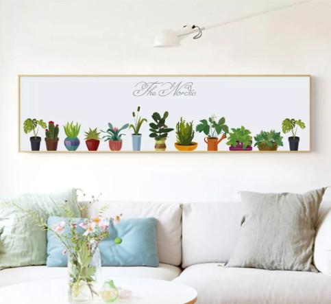 tranh trang trí tường 1