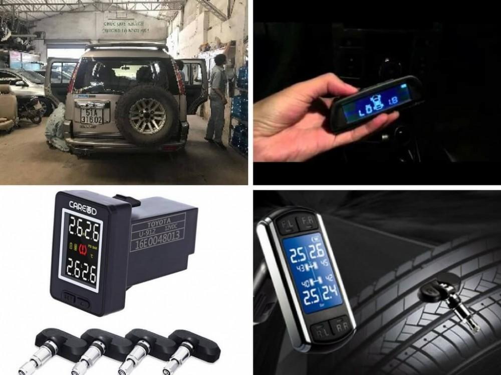 Đánh giá và lựa chọn cảm biến áp suất lốp phù hợp Cảm biến áp suất lốp là thiết bị đo áp suất của lốp xe khi