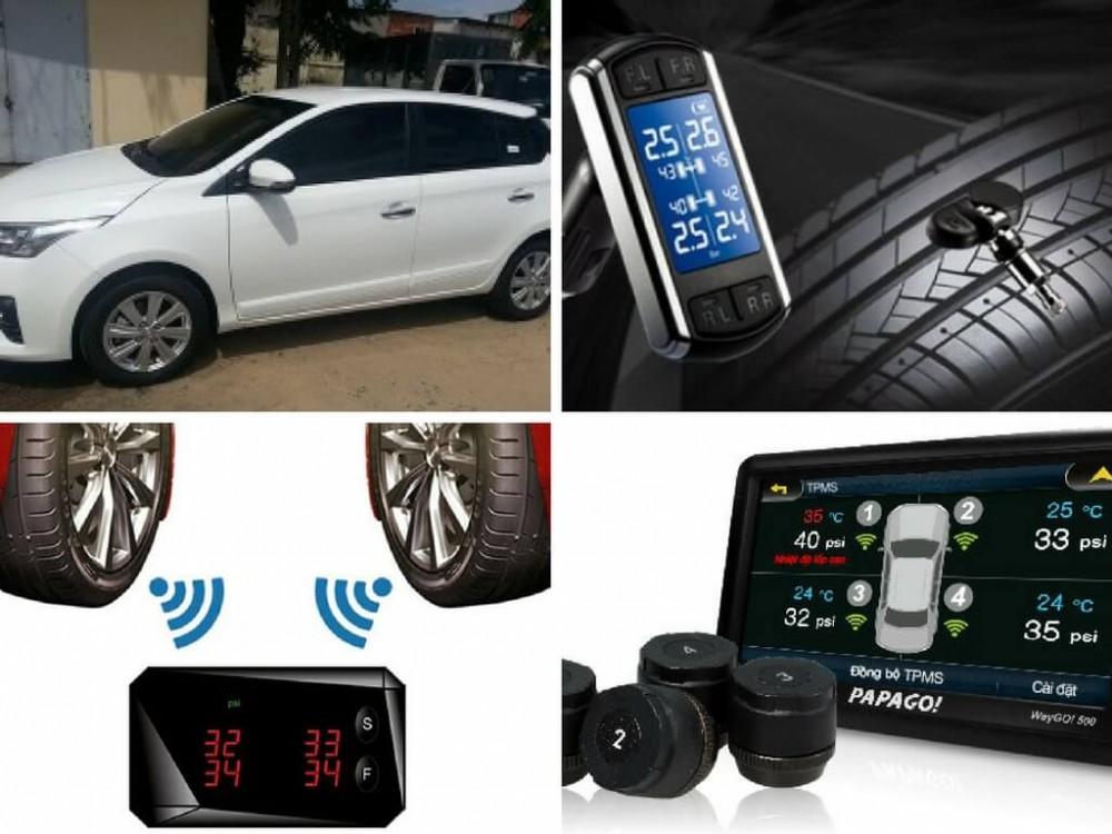 Đánh giá và lựa chọn cảm biến áp suất lốp phù hợp