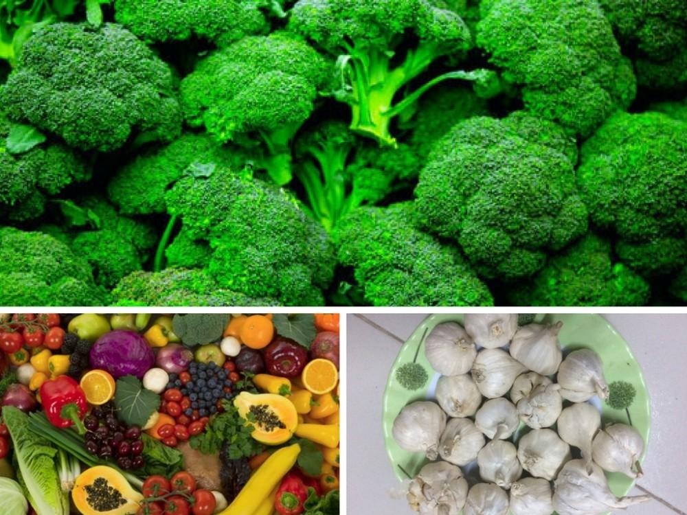 10 loại thực phẩm rất tốt cho hệ miễn dịch