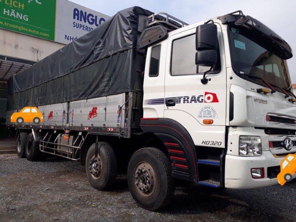 Chuyên mua bán trao đổi xe tải đã qua sử dụng mua xe cũ đổi xe mới