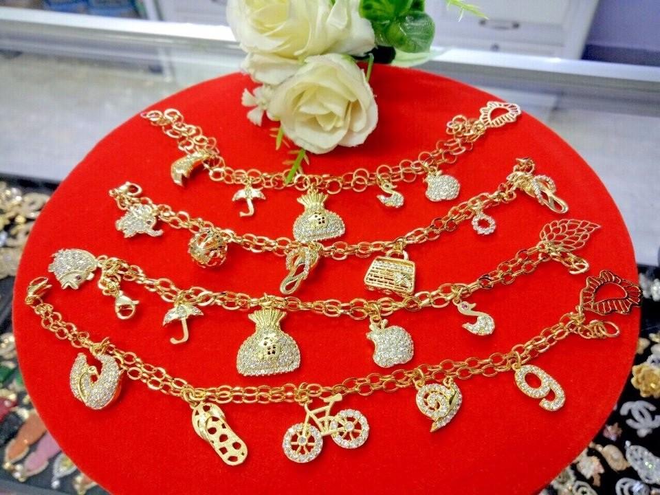 Những bộ trang sức mạ vàng vừa đẹp vừa rẻ chị em nên sắm ngay