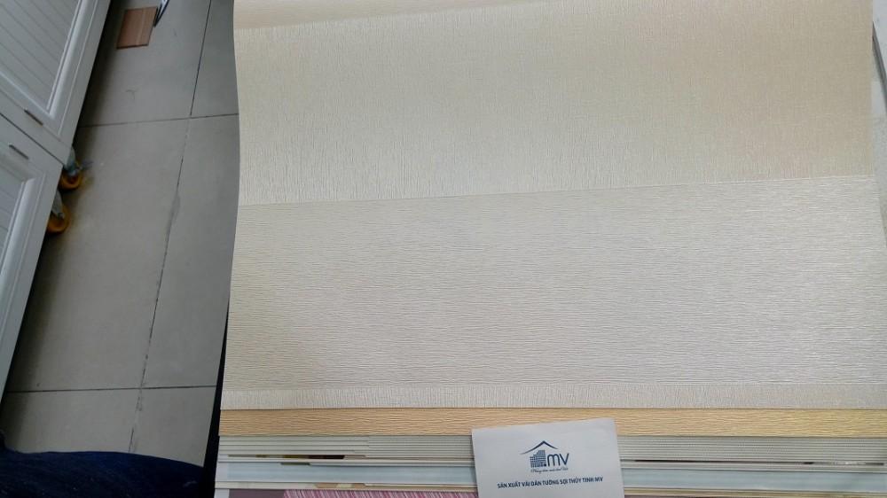 Tìm hiểu về vải dán tường sợi thủy tinh