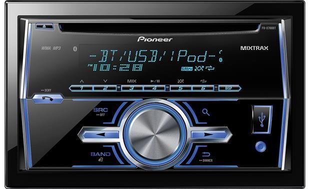 5 Đầu CD Pioneer chất lượng tốt nhất