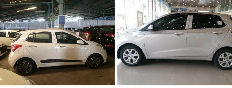 Nên mua Hyundai i10 bản đủ hay Hyundai i10 bản thiếu?