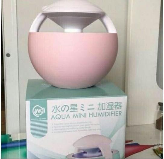 Đánh giá máy khuếch tán tinh dầu Aqua Mini Humidifier(1)