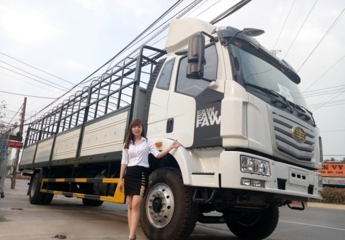Thông số kỹ thuật xe tải Faw 7 tấn 8 (7t8) thùng siêu dài 9m8