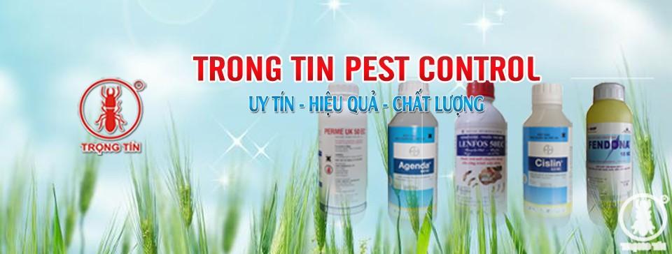 Trọng Tín - Công ty dịch vụ diệt côn trùng hiệu quả, uy tín và chất lượng