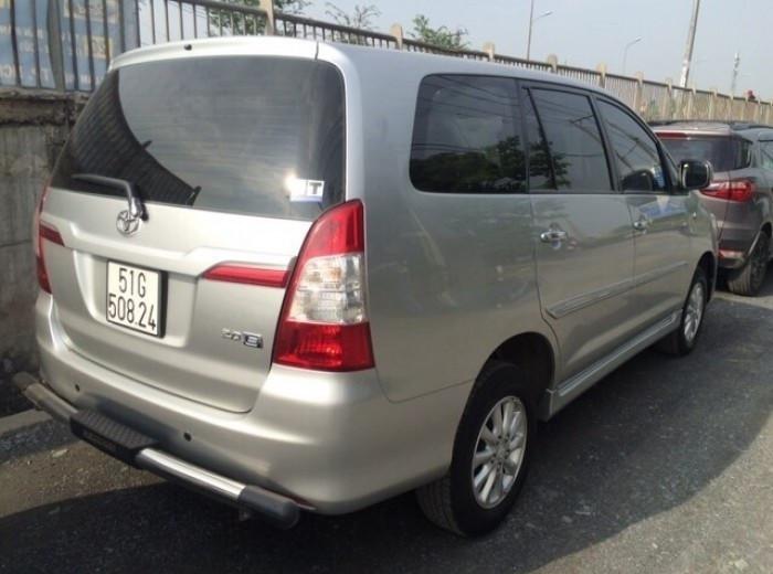 Ưu điểm của xe Toyota Innova