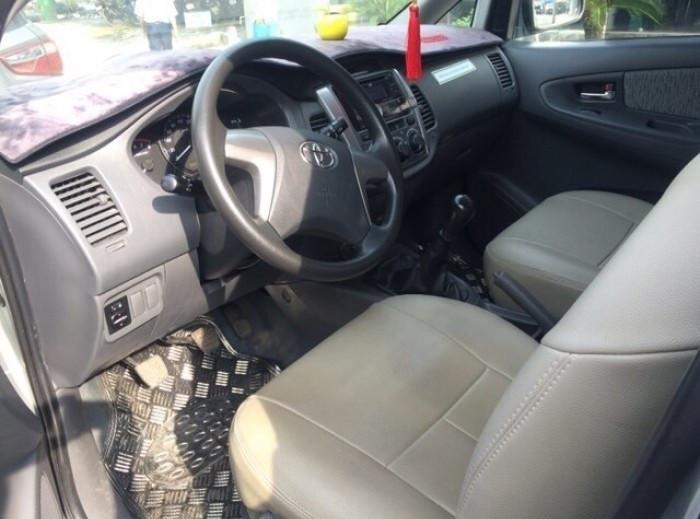 Kinh nghiệm mua xe Toyata Innova đã qua sử dụng