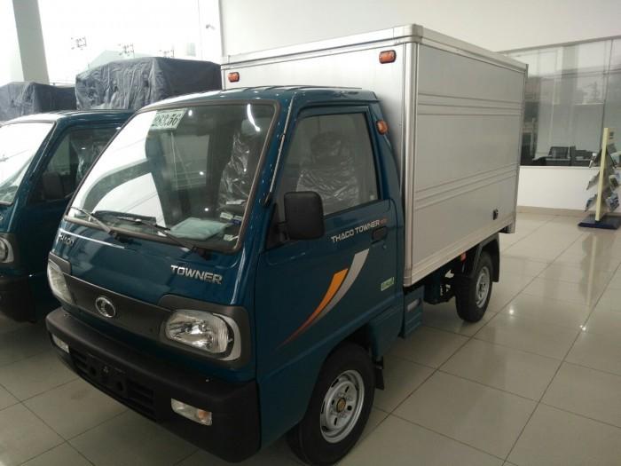 Đánh giá ưu điểm của xe tải Thaco Towner 800 (1)