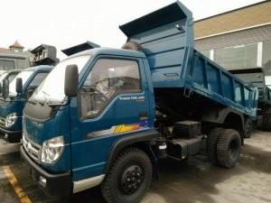 Thông số kỹ thuật, hình ảnh xe ben Thaco Fodland FLD 250 2 tấn 5 (2,5 tấn)