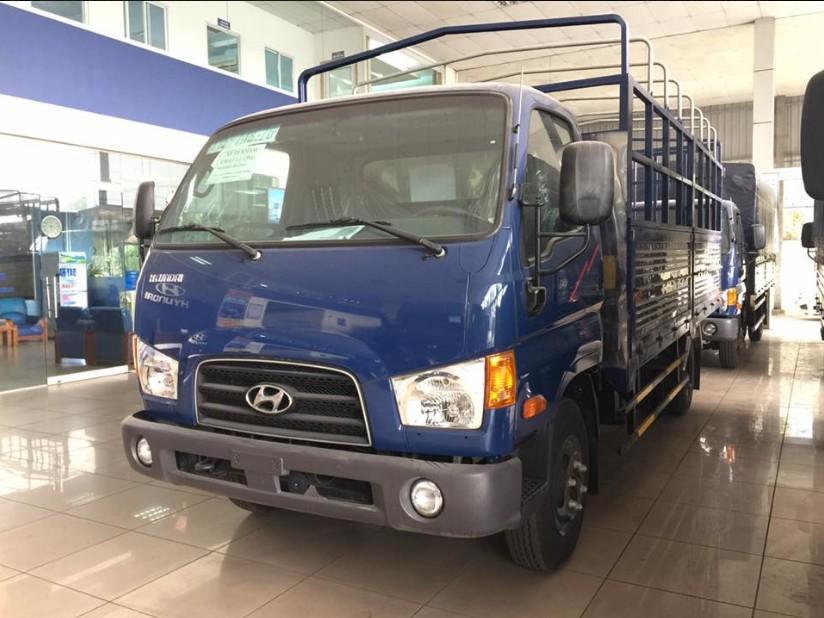Đánh giá xe tải 8 Tấn Hyundai HD120s Đô Thành