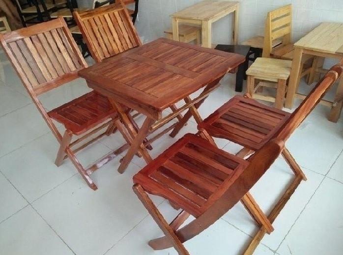 5 mẫu bàn ghế cafe trang trí vừa đẹp vừa chất