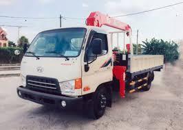 Thông số kỹ thuật xe tải Hyundai HD72 3,5 tấn gắn cẩu