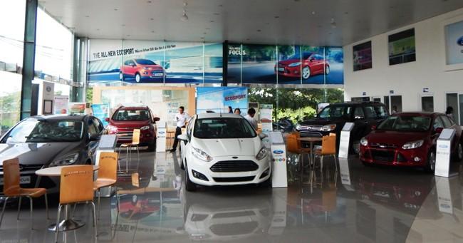 Công ty cổ phần đầu tư và thương mại Tây Ford