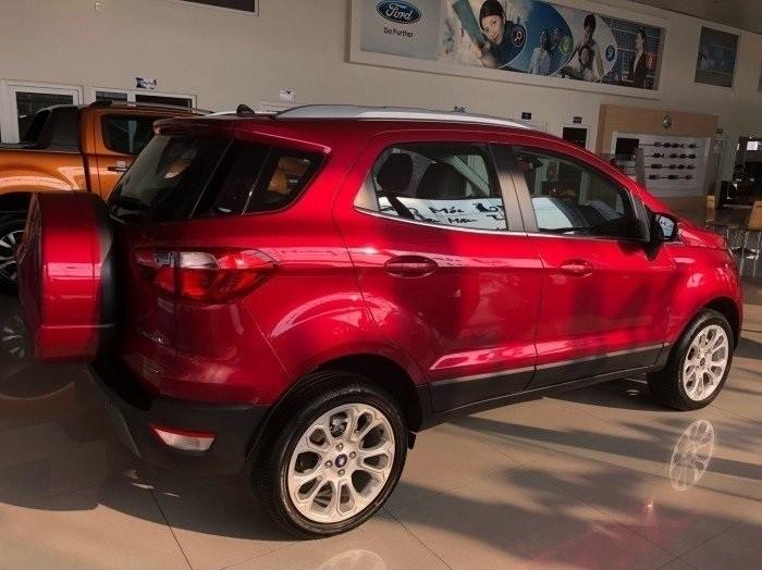 Ford Ecosport 2018 - Bước chuyển mình mạnh mẽ