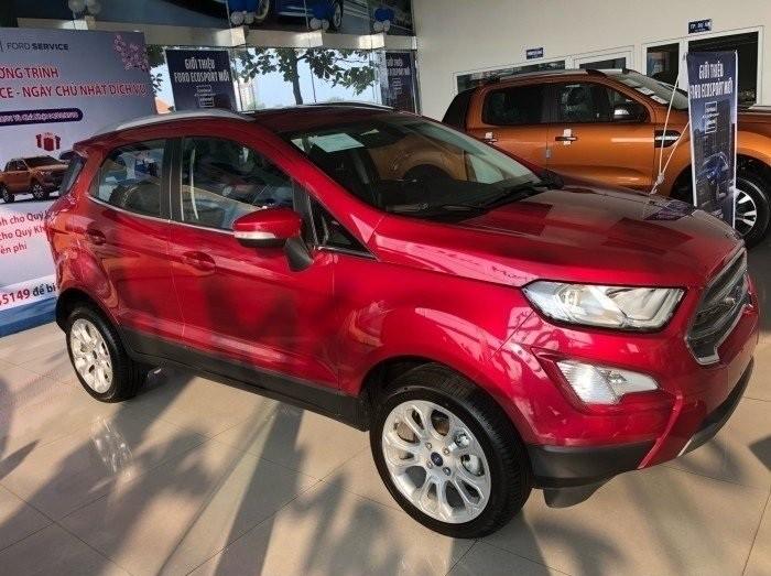 Ford Ecosport 2018 Titanium giá bao nhiêu?
