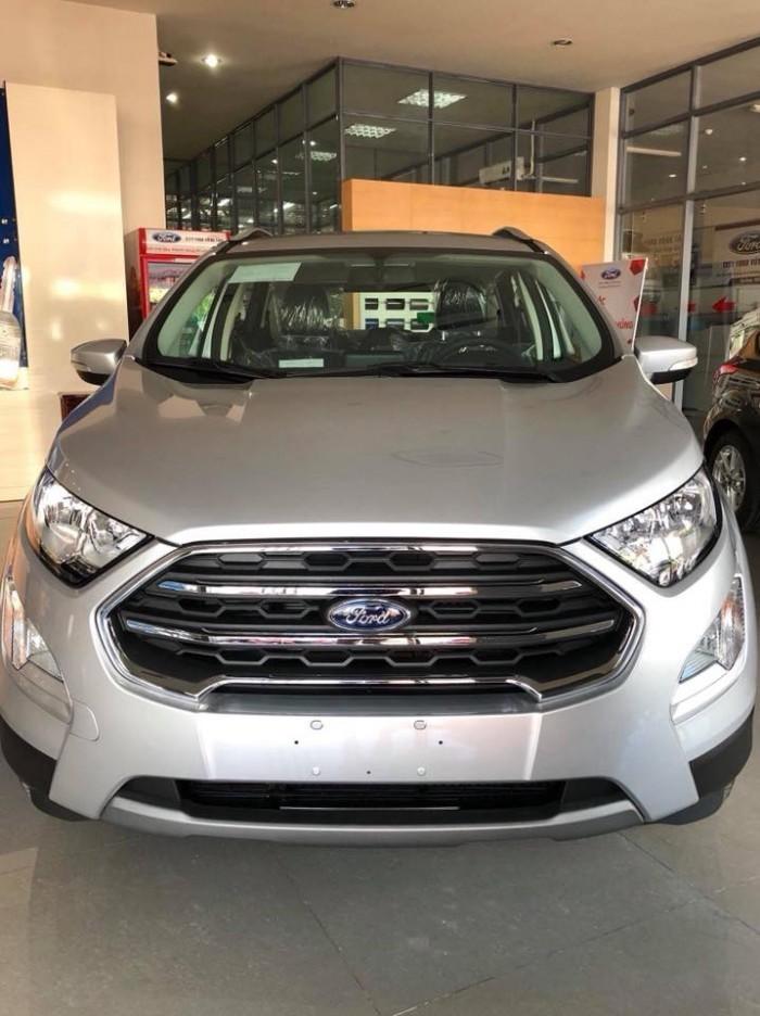 Đánh giá xe Ford Ecosport 2018