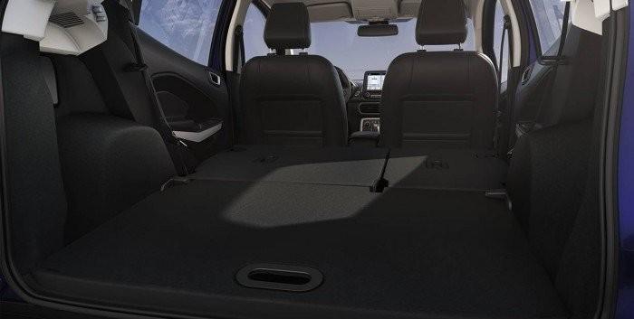 Giá xe Ford Ecosport 2018 mới nhất