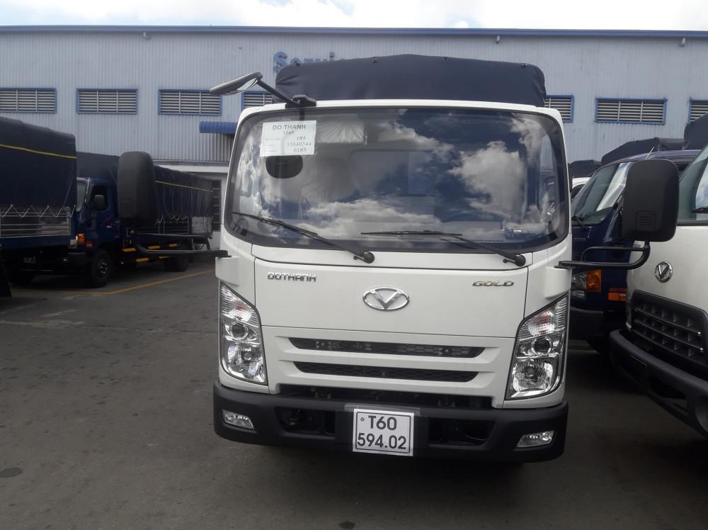 Xe tải Hyundai IZ65 GOLD