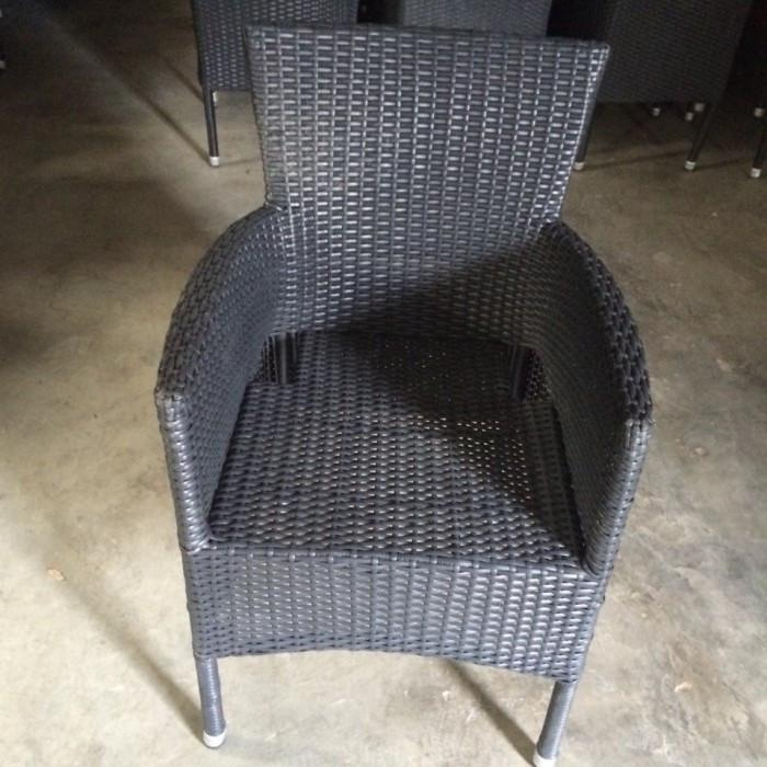 bàn ghế nhựa giả mây