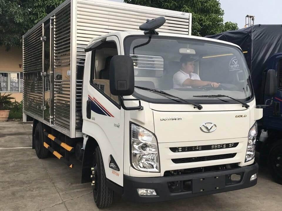 Tư vấn mua xe tải IZ65 trả góp tại TPHCM