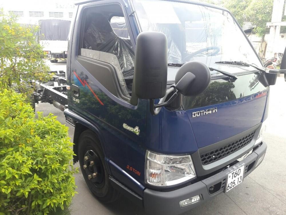 Giới thiệu xe tải iz49 Euro 4 2018 mới nhất