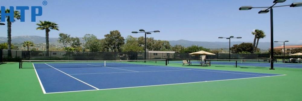 Đặc điểm của sơn sân tennis và sơn các loại sân thể thao