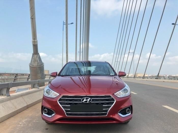 Giá xe Hyundai Accent 2018 mới nhất(4)