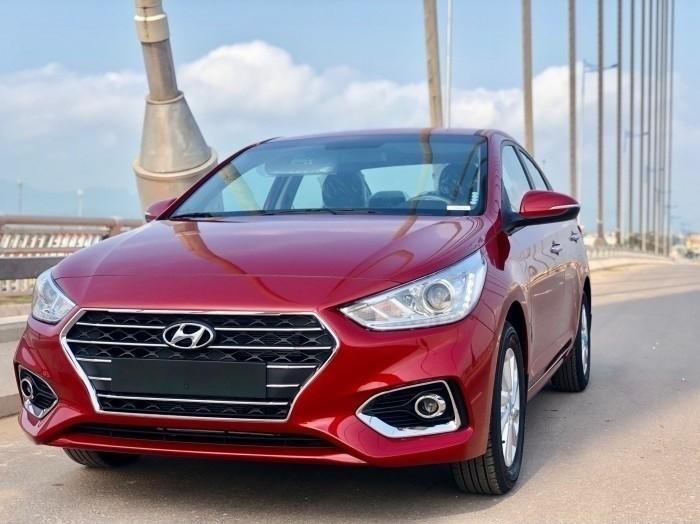 Giá xe Hyundai Accent 2018 bao nhiêu?
