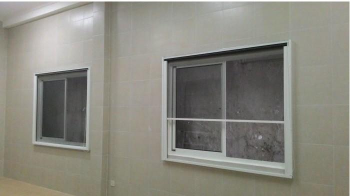 Ưu nhược điểm Cửa lưới chống muỗi tự cuốn(1)
